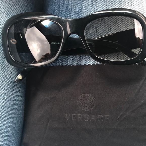 eaa03645e4f8 Versace sunglasses black. M 5b8ed55b7ee9e2ff2057dc06